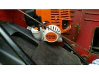 STIHL FS 130 Petrol Strimmer brush cutter / strimmer
