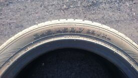 Nokian WR A3 winter tyres 245/45 R17 - pair
