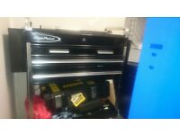 £160 ONO. SNAP-ON TROLLEY TOOLBOX IN GOOD CONDITION