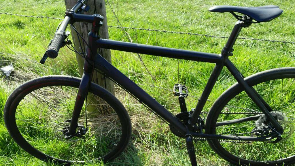 Cannondale Fatty Hybrid Bike In Tooting Bec London
