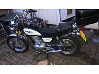 Lexmoto vixen 125cc