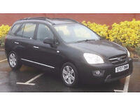 2007 Kia carens 7 seater diesel ,FSH, STUNNING CONDITION