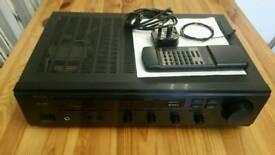 Denon DRA 455 amplifier