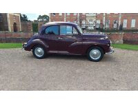 Morris Minor 1000 Very good condition for age