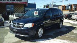 2014 Dodge Grand Caravan SE/SXT,STOW-N-GO
