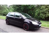 Vw Golf 1.4 Fsi Full service history long mot Excellent drives cheap to run and insurance hpi clear