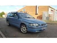 2003 Volvo V70 2.0 SE Turbo Automatic Estate FULL LEATHER FULL HISTORY Family V40 Mondeo Vectra