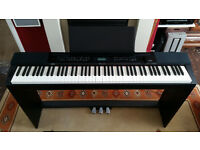 Casio PX-350 Digital Piano / Keyboard New and boxes Can be seen working