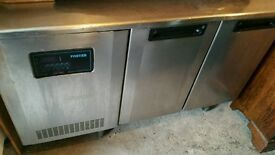 Large Commercial Fridge