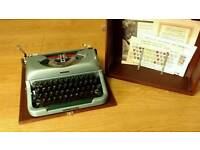 1960s Typewriter - Imperial Good Companion 4