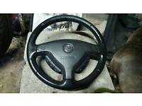 Astra mk4 steering wheel
