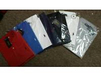 Ralph Lauren polo tops M L XL