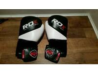 RDX Muay Thai 16oz boxing gloves