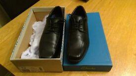 Clarks Older Boy school shoes