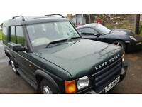 LAND rover discovery TD5 2001