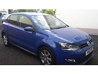 Immediate Sale: 2012 Volkswagen Polo Match 5 door Hatchback 35,500 miles - Lady Owner gone overseas