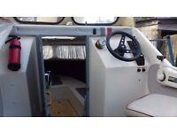 Osprey 502 Cabin Cruiser