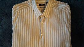 Hugo Boss Long Sleeved shirt size 44/17.5