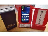 GALAXY S7 EDGE 32GB UNLOCKED WITH BOX