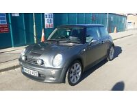 Rare Mini cooper S Works JCW VERY LOW MILEAGE!! 210bhp 2 previous owners hpi clear no swaps