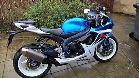gsxr 600 2012