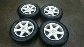 Suzuki grand vitara oz racing alloy wheels 5x139.7