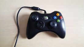 Official wired usb xbox 360 controller