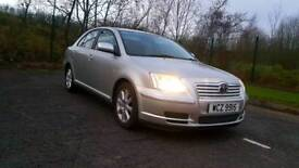 2003 avensis 1.8 petrol