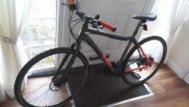 Voodoo Massara Hybred bike