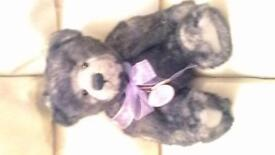 OWEN EXCLUSIVE LIMITED EDITION TEDDY BEAR FROM LAVENDER BEARS FOR CHARLIE BEARS