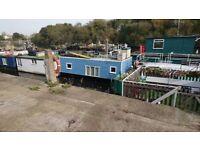 Houseboat in Twickenham for sale