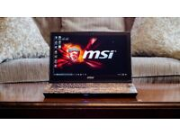 MSI Camo Squad Gaming Laptop Limited Edition