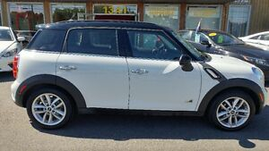 2013 Mini Cooper Countryman S ALL4+CUIRE+TOIT PANO+BLEUTOOTH