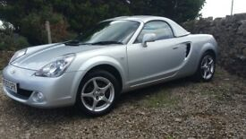 TOYOTA MR2 1.8 ROADSTER FACELIFT X 2