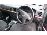 Vauxhall Vectra 2.2 Diesel Elegance. 163k miles. MOT Feb 2017 - reliable - new parts