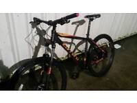 SWAP Carerra vulcan lmtd edition 27.5 and small specialized hardrock