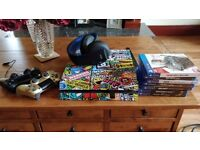 PS4 2controllers, 7games & Sony headset