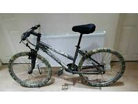 Reduced unique 26inch alloy frame SCOTT mountain bike in good condition all fully working
