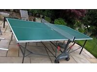 Ideal BANK HOLIDAY KETTLER TABLE TENNIS TABLE ALL WEATHER OUTDOOR