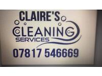 Claire's Cleaning Service