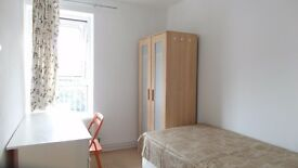 Single room available in Westferry station. £130pw all incl