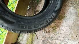 2 winter tyres 175/16R