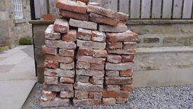 Handmade restoration bricks