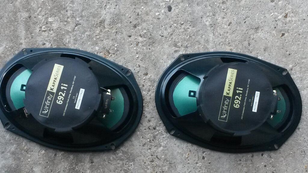 Infinity 6x9 Speakers