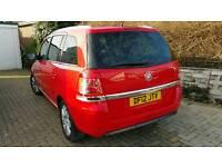 Vauxhall zafira design cdti eflex