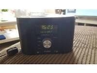 Chronos Radio, CD Player, Alarm, USB