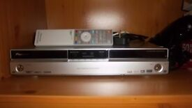 pioneer,dvd,cd recorder,plays all typs of disk.never been used,