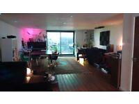 Beautiful En Suite Skylight Double Room in Warehouse Loft