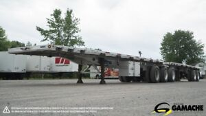 2011 ALUTREC  B-TRAIN ALUMINIUM (32' + 28')