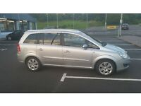 VAUXHALL ZAFIRA ELITE FOR SALE 2150£